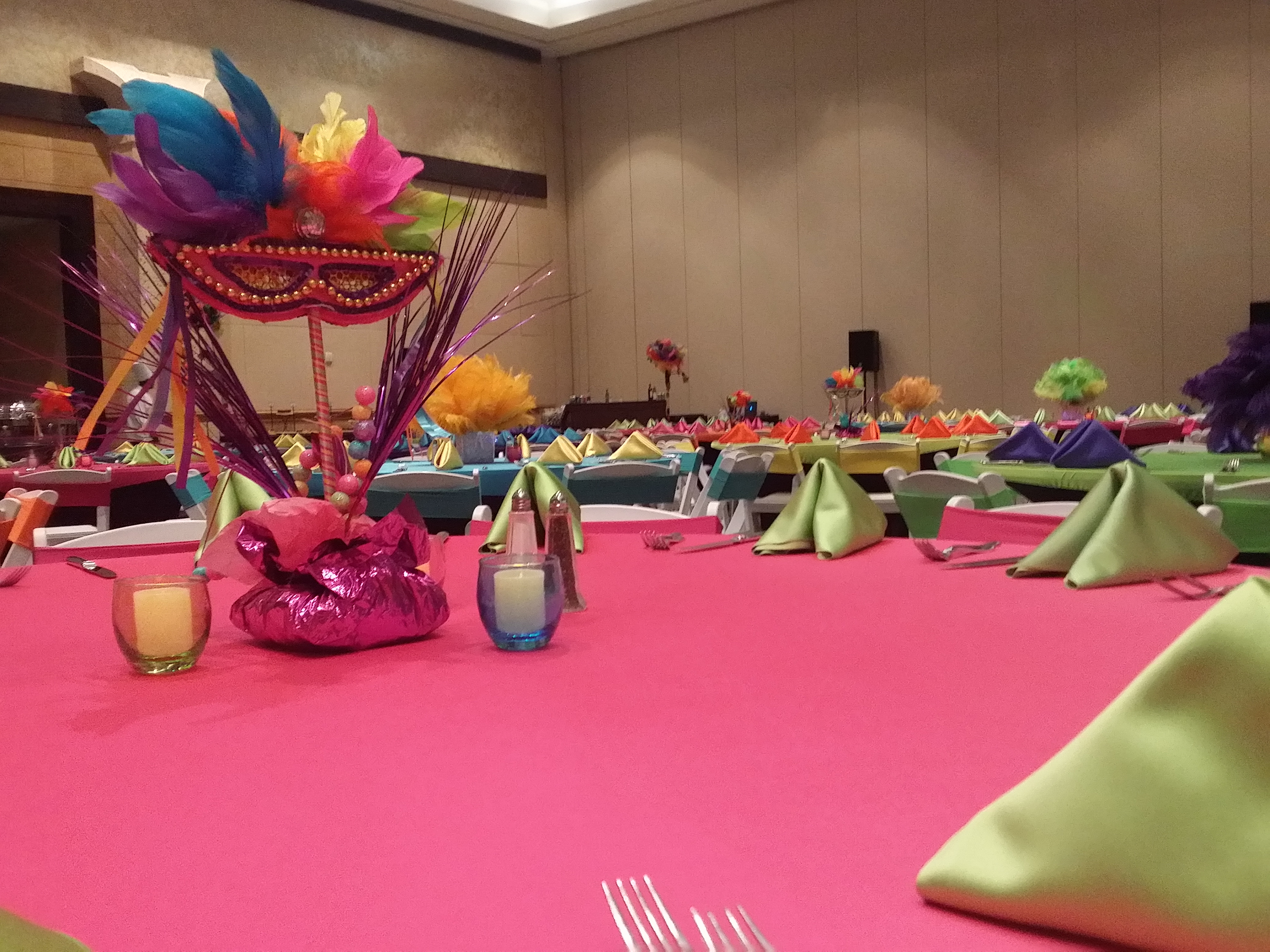 Take Charge Event Decor Take Charge Events